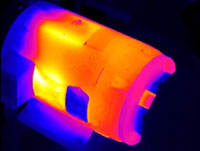 Thermal Image Rotating Equipment